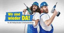 Was haben Baumarkt- und Heimwerkerartikel auf der FUSS 2016 verloren?
